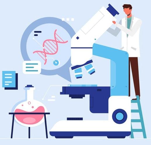 Importancia del microscopio en la ciencia