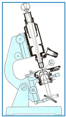 microscopio opt